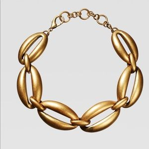 LIMITED EDITION OVAL LINK NECKLACE